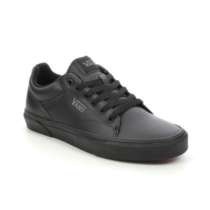 Vans Trainers - Black - VN0A4TZE11I SELDAN