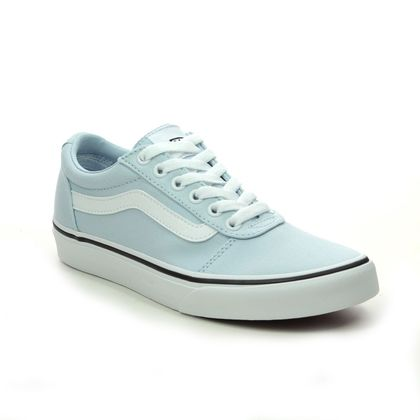 Vans Trainers - Blue - VN0A3IUN53H1 WARD