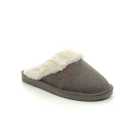 Begg Exclusive Slippers - Brown - 7660/20 WICKLOW
