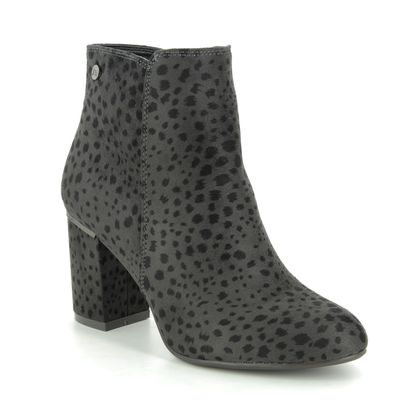 XTI Ankle Boots - Black - 035120/02 ARENALEAP