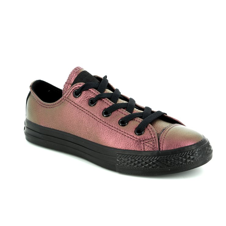 cf193868825a Converse Trainers - Bronze - 358008C Chuck Taylor ALL STAR OX Junior ...