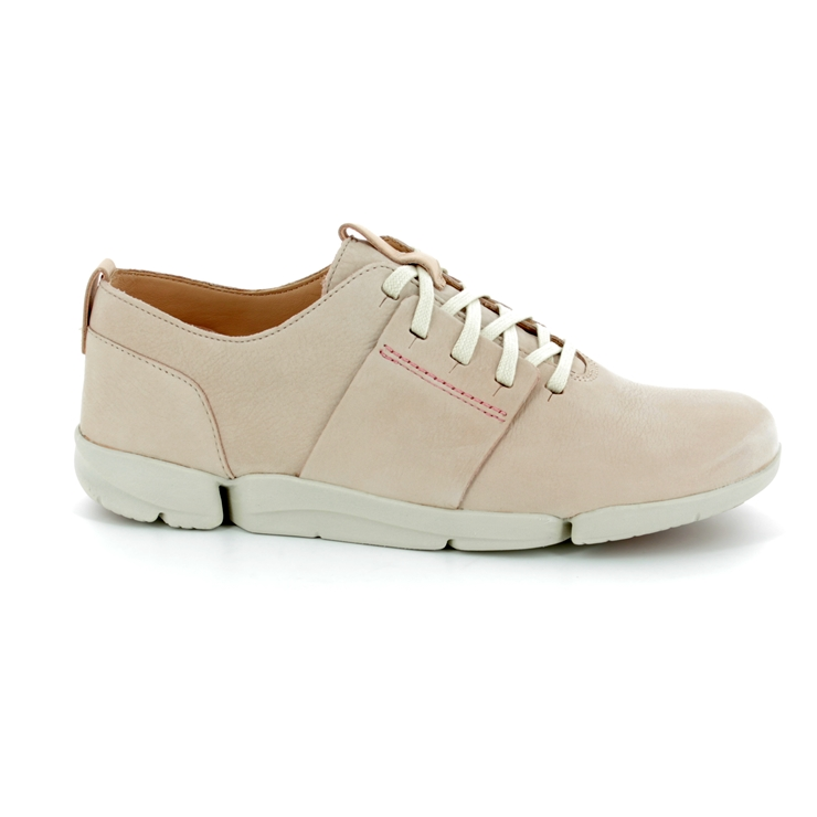 Clarks TRI SPARK - Trainers - nude 814D5kM1OH