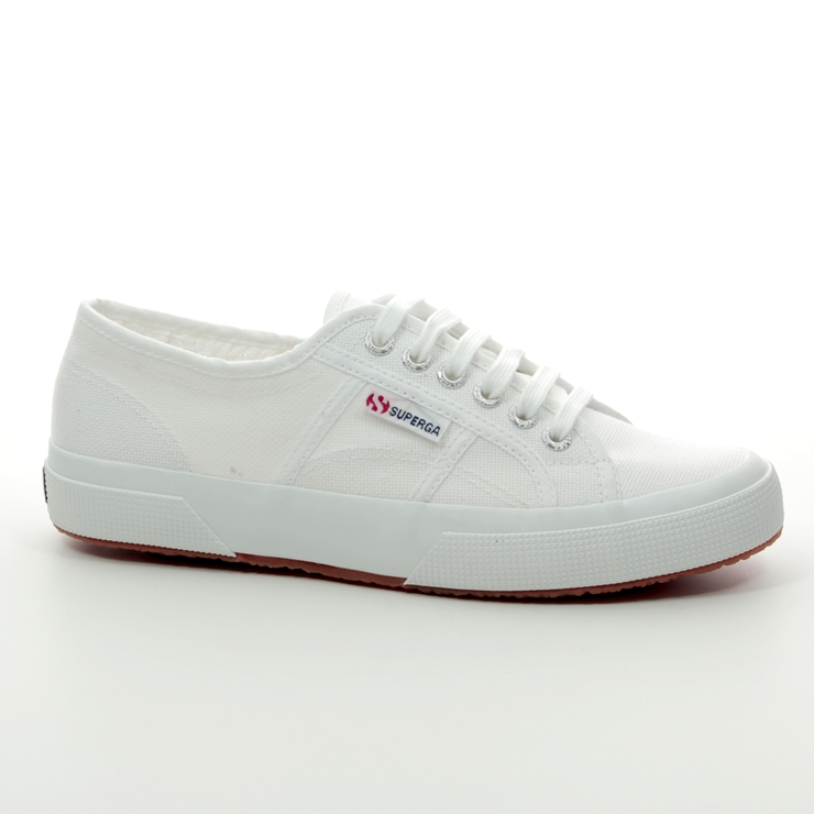 Lace Fastening Infant Girls Superga 2750 Cotu Classic Pumps In Silver