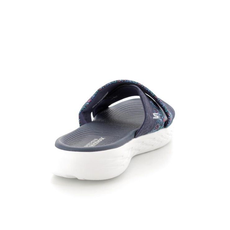 Skechers Monarch 600 15306 Nvy Navy Sandals