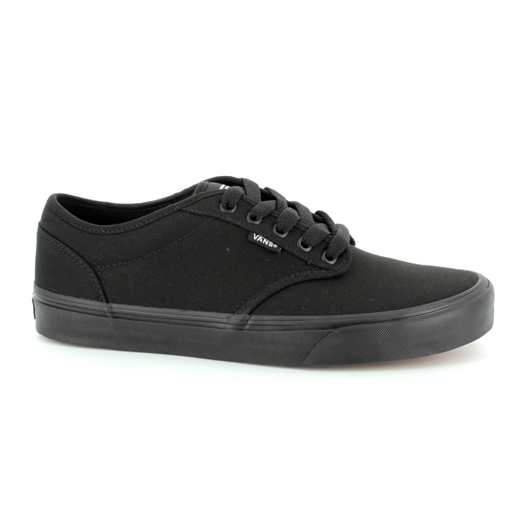 Vans Atwood VTUY186 Black Trainers