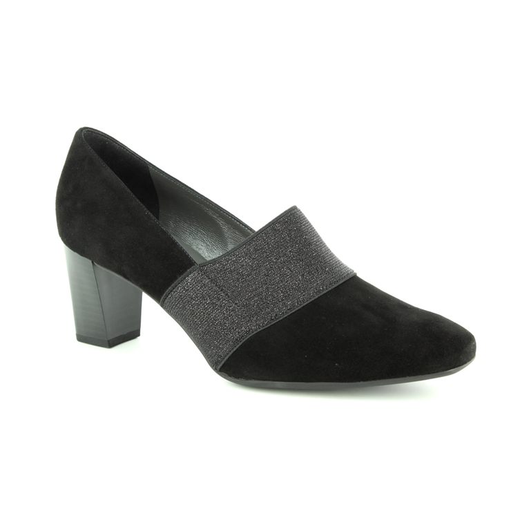 72d46c00ff4c Peter Kaiser Heeled Shoes - Black suede - 01215 911 DORNA ...