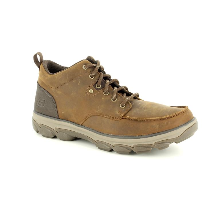 Skechers Resment 65585 CDB Brown boots