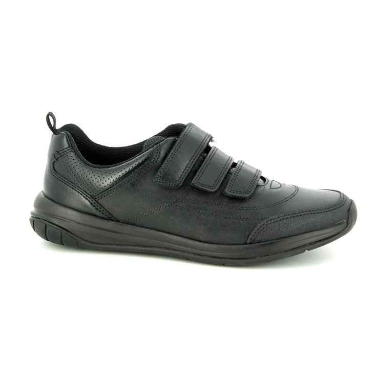Clarks Hula Thrill G Fit Black leather