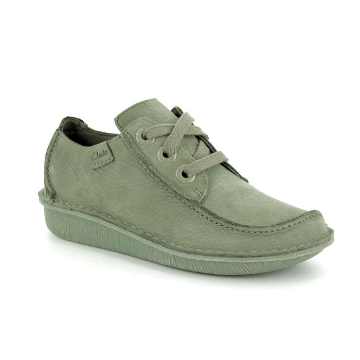 Clarks Funny Dream D Fit Sage green