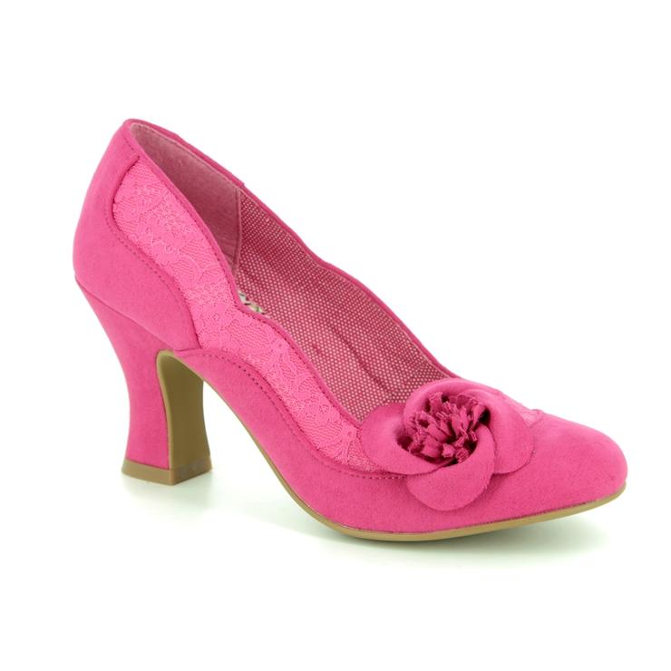 a0917e7951b1 Ruby Shoo High-heeled Shoes - Fuchsia - 09297 62 VERONICA ...