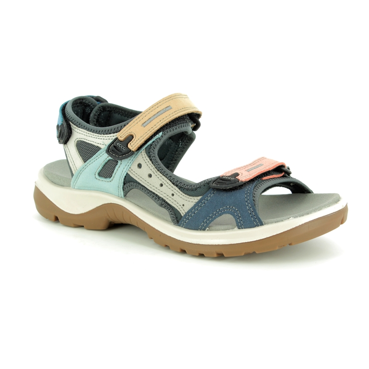 ECCO Offroad Lady 2 822083 55749 Various Walking Sandals