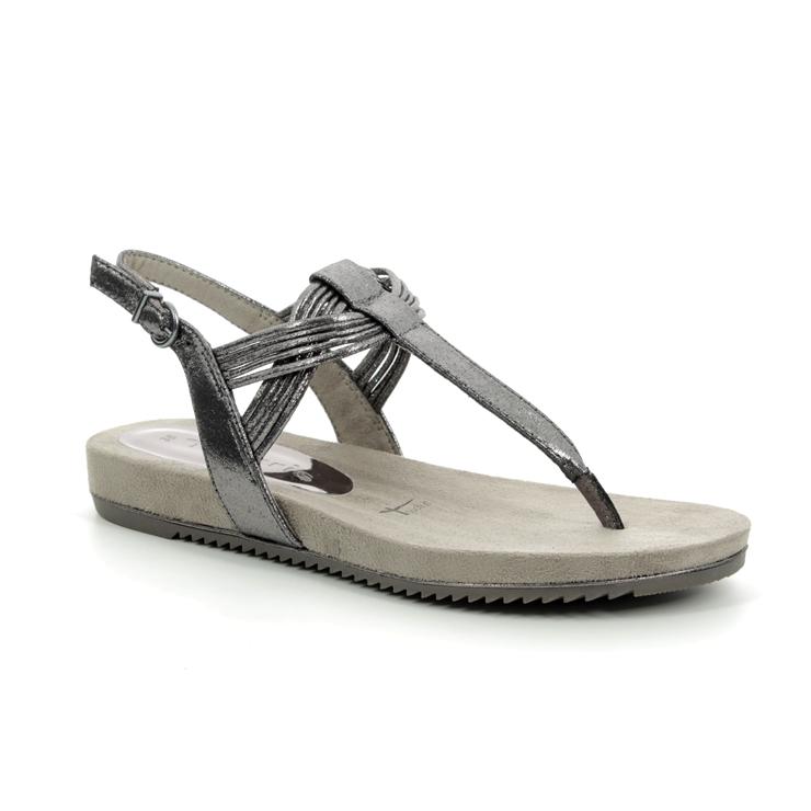 a0b6035d81e Tamaris Flat Sandals - Metallic - 28107/22/915 LOCUSTI ...
