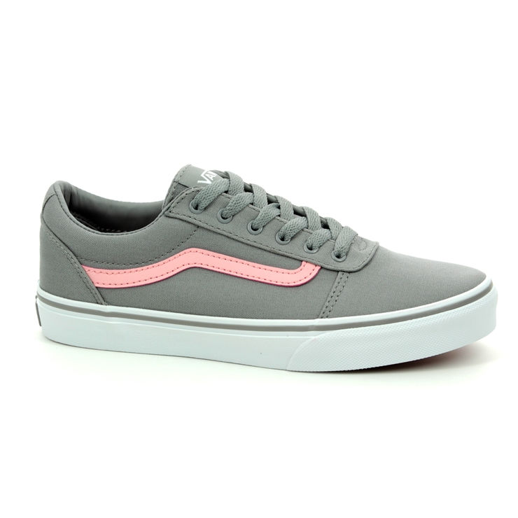 Vans Ward G VN0A3TFWF-8T Grey Pink trainers