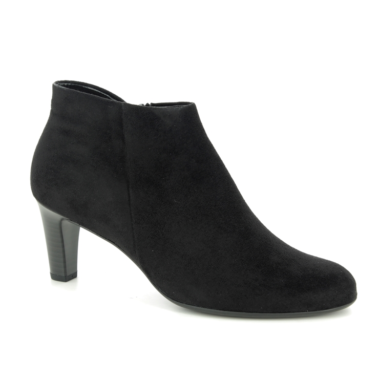Gabor Fatale 35.850.47 Black ankle boots