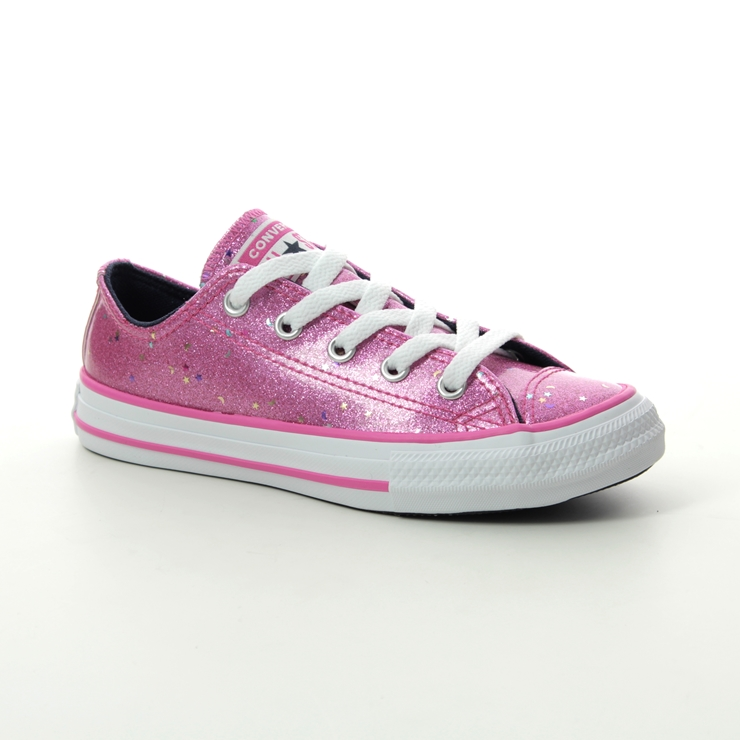 Converse Sparkle Youth 665108C-004 Pink