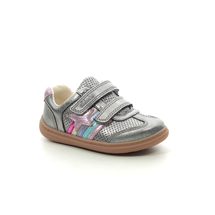 Clarks Flash Heat T F Fit Pewter first