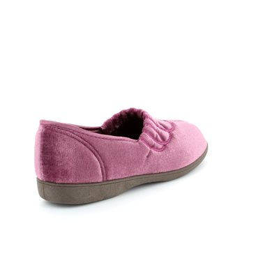 Clarks Whiskey Soda Heather slippers