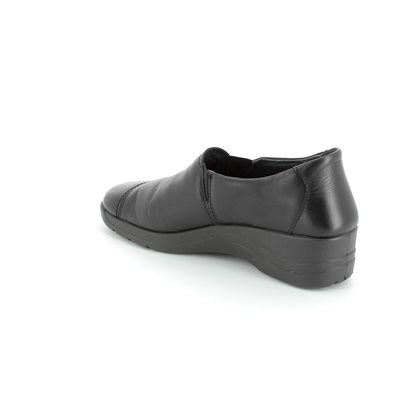 Rohde Sole 9430-90 Black comfort shoes