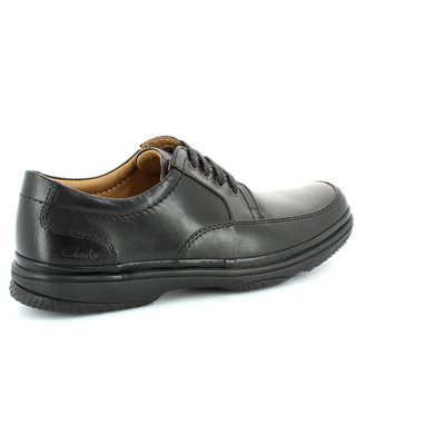 Clarks Swift Mile Black casual shoes