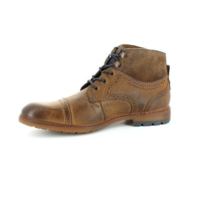 Bugatti Roy 42 F3433-658 Brown multi boots