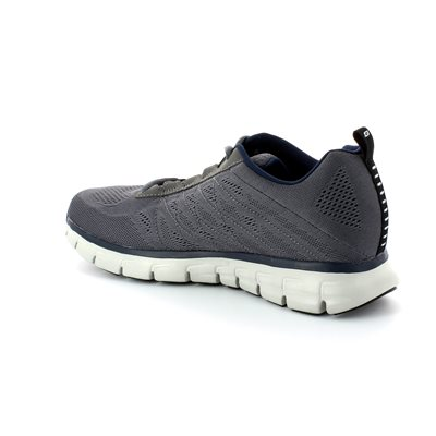 Skechers Power Stitch M 51188 51188 CHAR Charcoal train