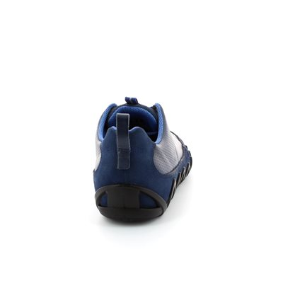 ECCO Dayla 235623-58960 Navy lacing shoes