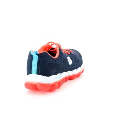 Skechers Skech Air Mf 11849 NVCL Navy coral combi train