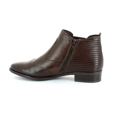 Tamaris Linda 25001-323 Brown ankle boots