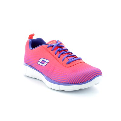 Skechers Expect Miracle 12034 PKPR Pink-Purple trainers