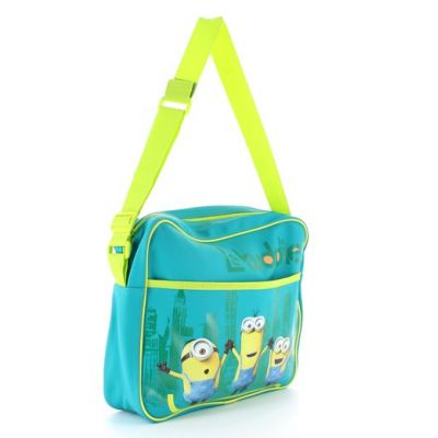 Character Bags & Shoes Minions Courie 0102-37 Green mul