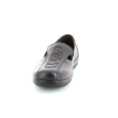Padders Adora 653-96 Navy multi comfort shoes