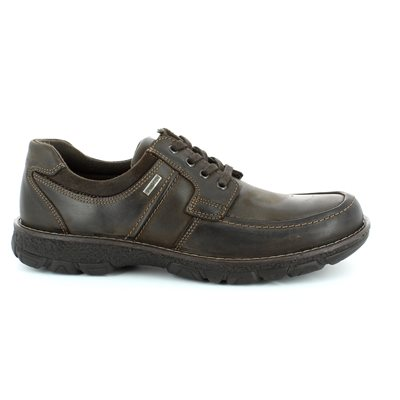 IMAC Raw Tex Wide 41128-3503017 Brown casual shoes