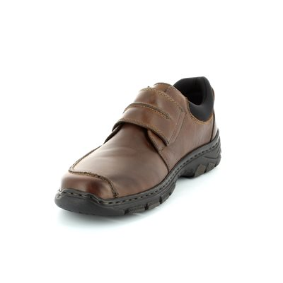 Rieker 19952-27 Brown casual shoes
