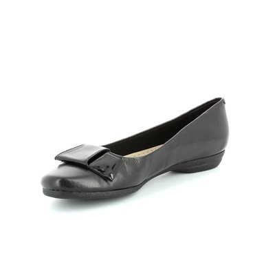 Clarks Discovery Dime Black pumps