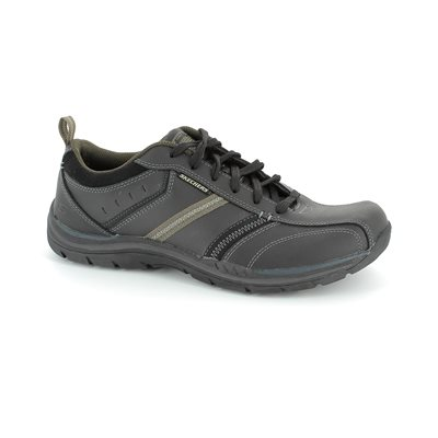 Skechers Expect Superio 64378 BKTN Black tan casual sho