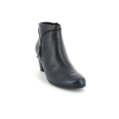 Gabor Golspie 35.614.26 Navy ankle boots