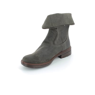 Legero Biella Gore 00684-30 Brown suede or snake ankle