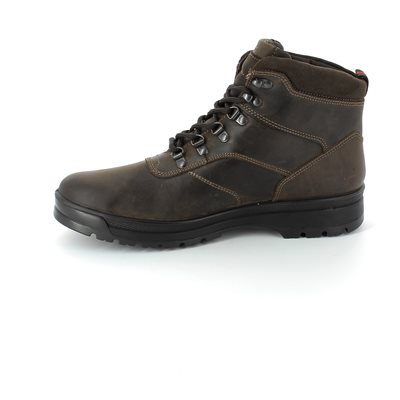IMAC Trek Mid Tex 41458-3474017 Brown boots