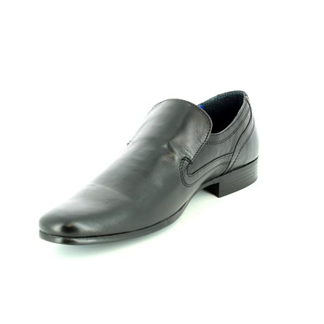Red Tape Derry 1876-23 Black formal shoes