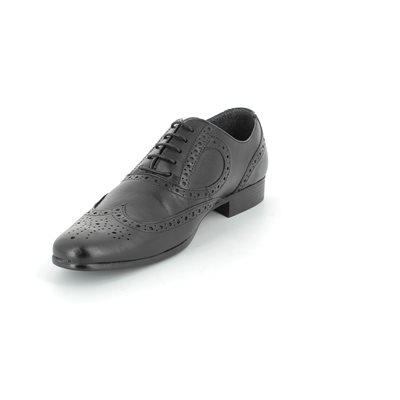 Red Tape Carlow 1904-63 Black fashion shoes