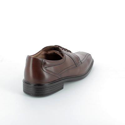 Padders Aston 142-11 Brown formal shoes