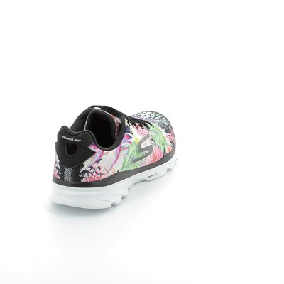 Skechers Go Fit Tr 14091 BKM Black multi trainers