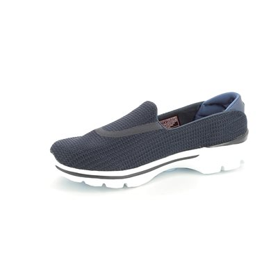 Skechers Go Walk 3 13980 NVY Navy trainers