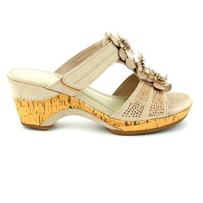 Marco Tozzi Lozio 27213-405 Light taupe sandals