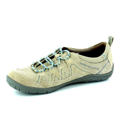 Earth Spirit Atlanta 61 21020-20 Beige lacing shoes
