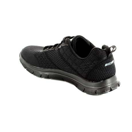 Skechers Obvious Choice 12058 BBK Black trainers