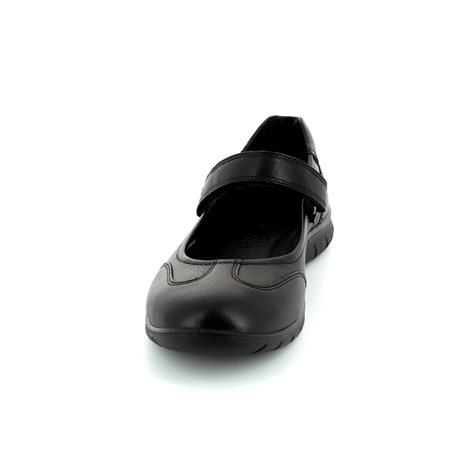 ECCO Babe Bar 210323-01001 Black comfort shoes
