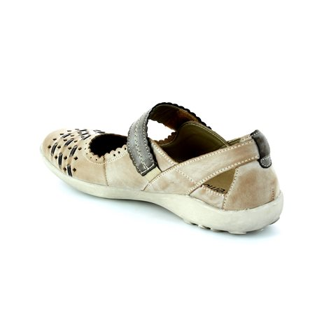 Remonte R1739-62 Light taupe comfort shoes