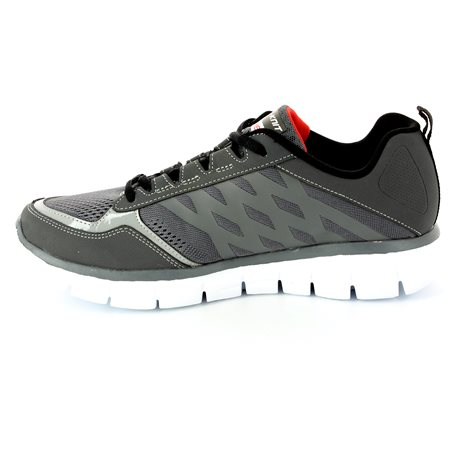 Skechers Power Switch 95495 GREY Grey everyday shoes