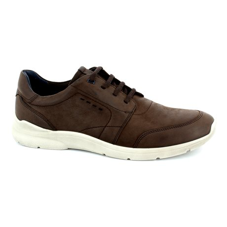 ECCO Irondale 503114-02072 Brown casual shoes